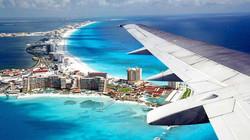 Cancun Plane
