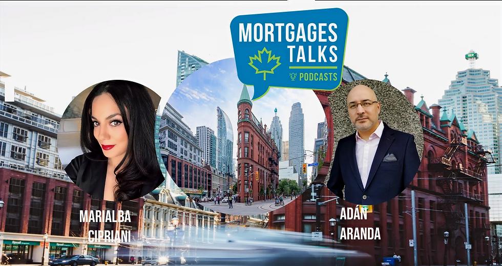 Mortgage talks podcast in Canada