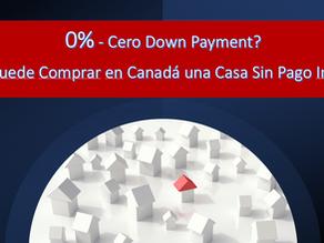 Existen las Hipotecas sin Pago Inicial o Down Payment?