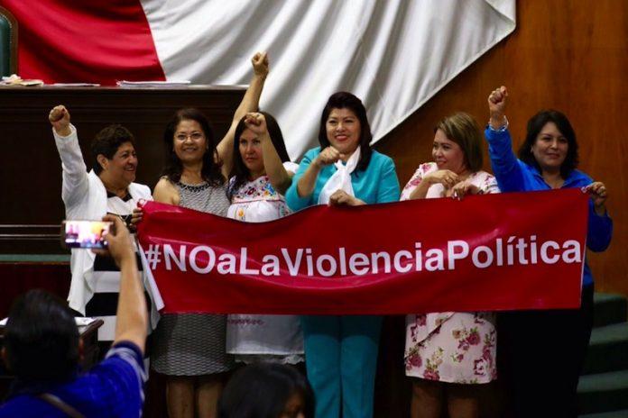 #NOaLaViolenciaPolítica