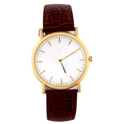 Gold Rim Watch