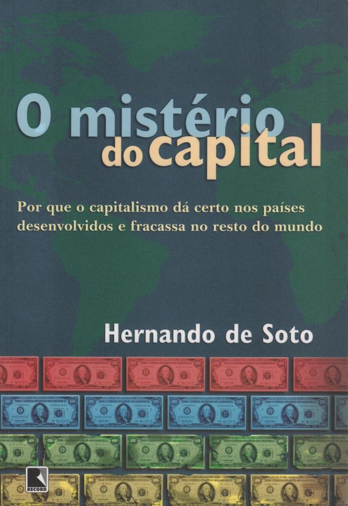 evite falar besteira sobre o capitalismo, leia esse livro