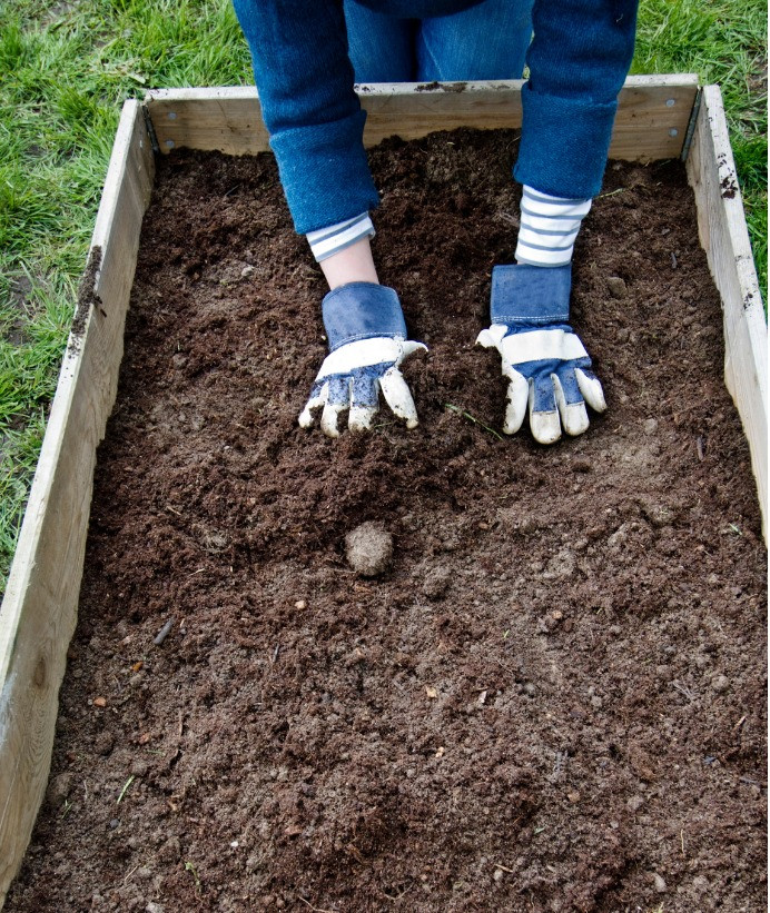 grow your own. prepare your growing space.