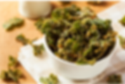 Spiced Kale Chips Recipe