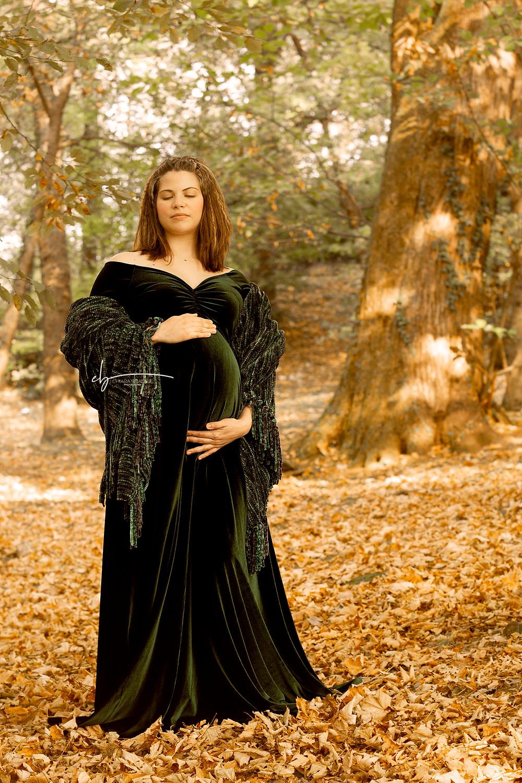 maternity gravidanza sessione all'aperto