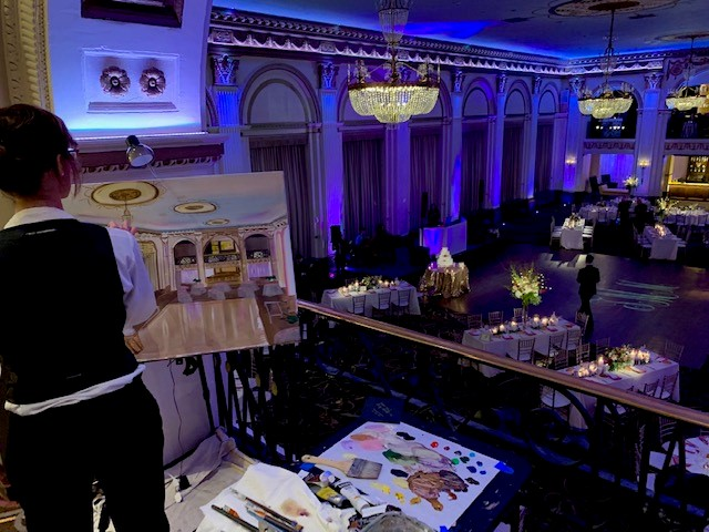 LIVE EVENT PAINTER