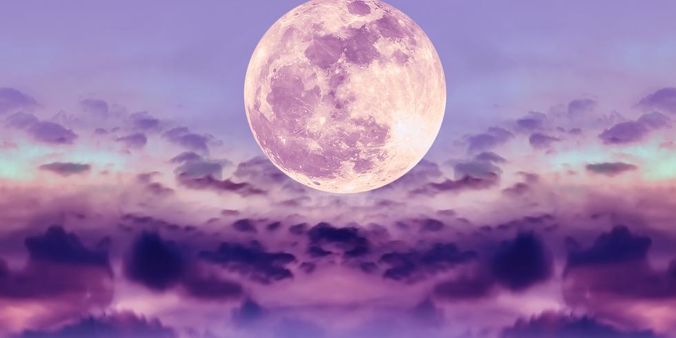 Strawberry Full Moon in Capricorn