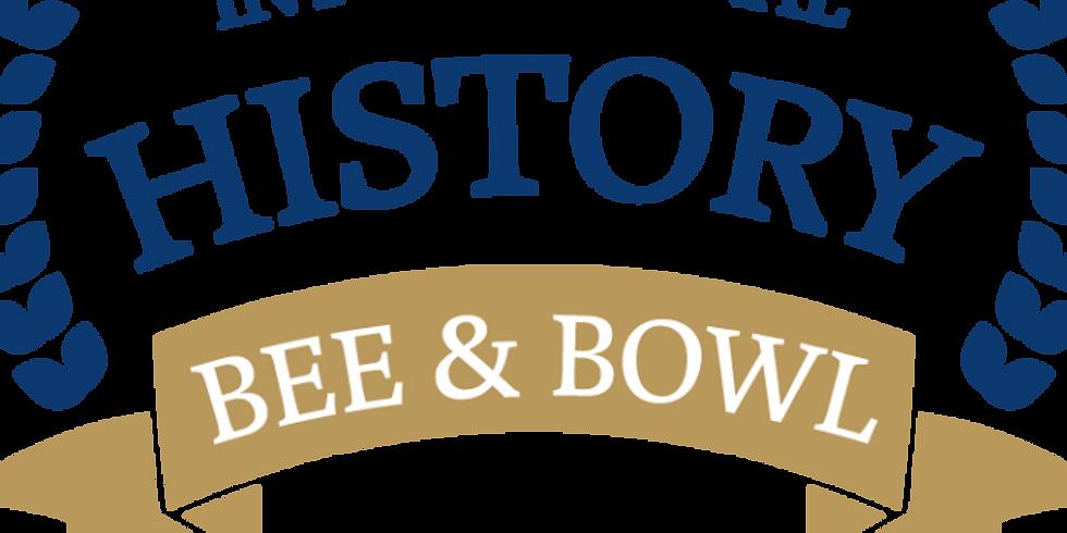 INTERNATIONAL HISTORY BEE & BOWL 国际历史竞赛
