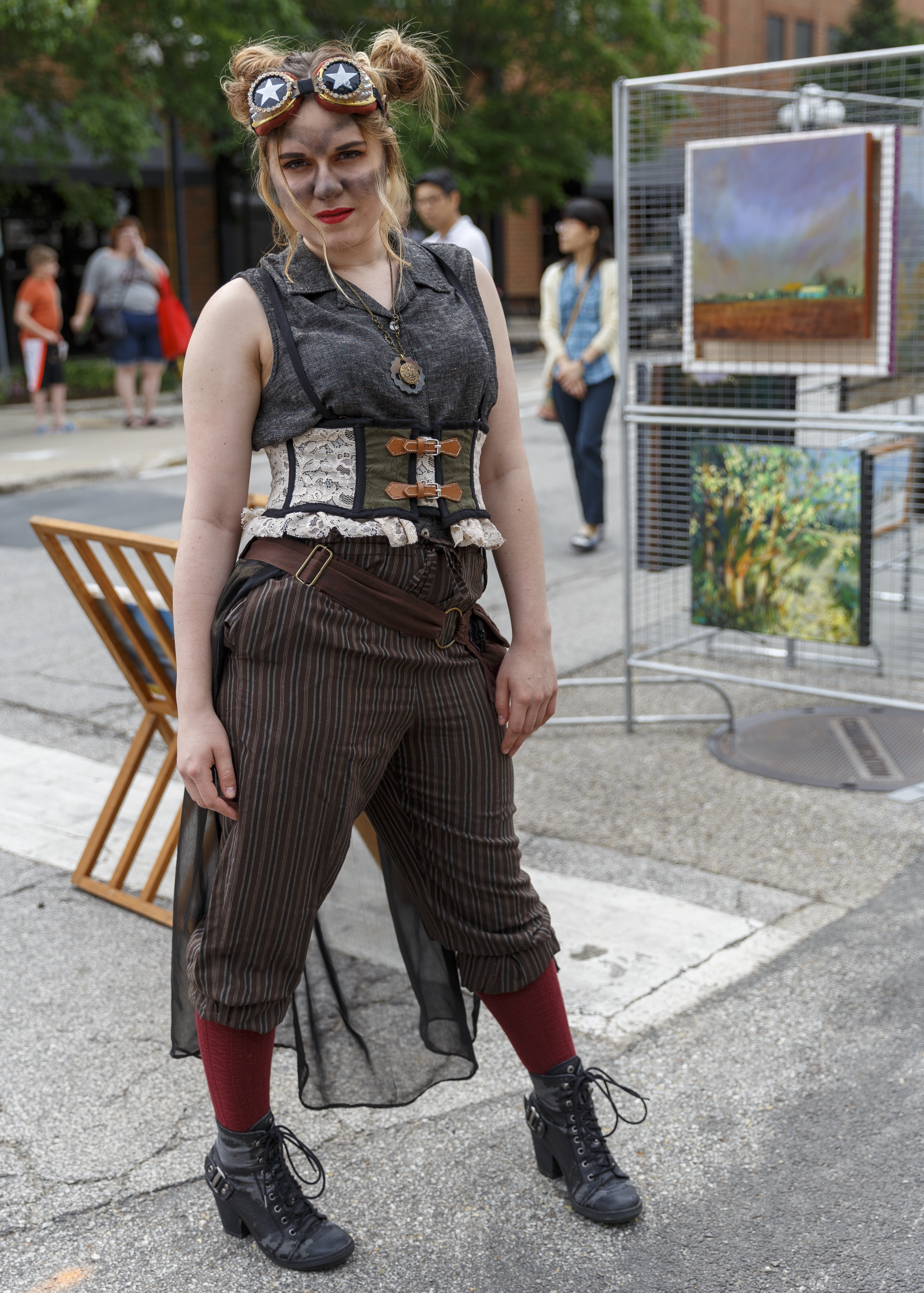 Steam Punk tough