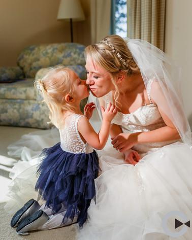Flower girl and bride.jpg