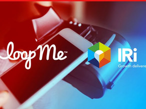 LoopMe partners with IRI to use transactional data to close the loop on brand marketing