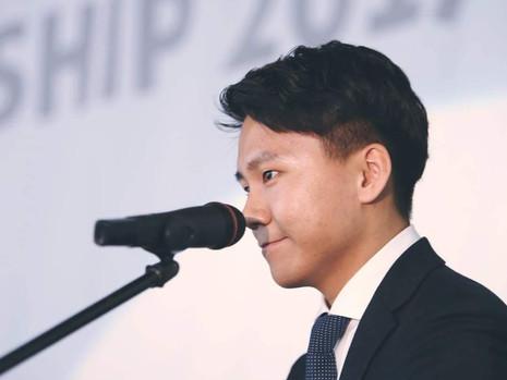 USIA Project Director Gyewon Jeong