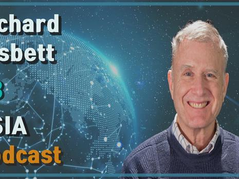 Richard Nisbett: Intelligence & Psychology | USIA Podcast #3