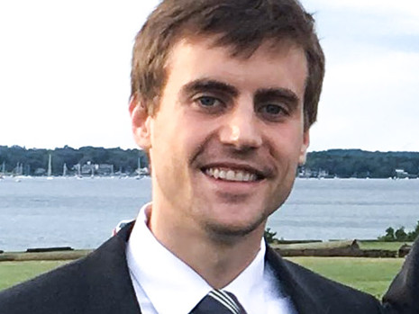USIA Editor-in-Chief Ian Bott