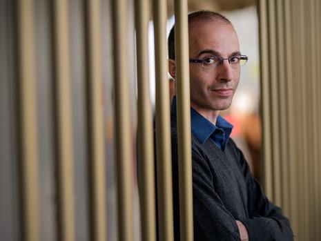 USIA Fellow Prof. Yuval Noah Harari
