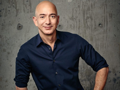 Jeff Bezos Named 2021 United Sigma Intelligence Association Award Winner