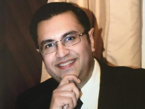 USIA Fellow Dr. Amit M. Shelat