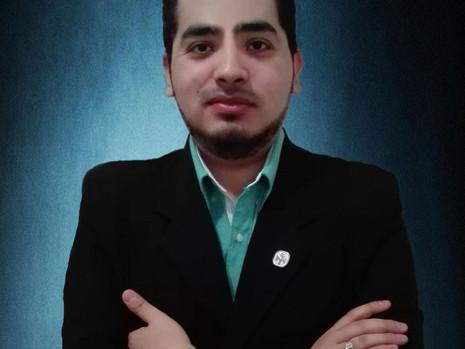TSA Member, David G. Espinoza Avilés
