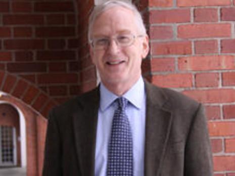 USIA Fellow Prof. John Hare