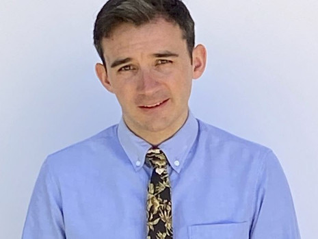 USIA Fellow Ian Terry