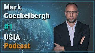 Mark Coeckelbergh: Artificial Intelligence & AI Ethics | USIA Podcast #1