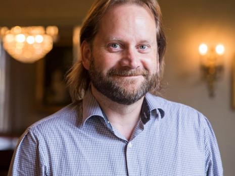 USIA Fellow Prof. Henrik Lagerlund