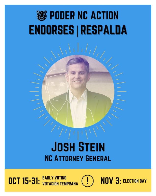 Josh Stein | North Carolina Attorney General