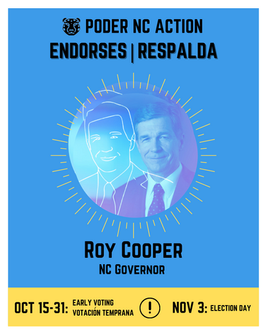 Roy Cooper | North Carolina Governor