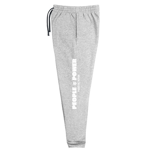 People Power Joggers (Heather Gray)