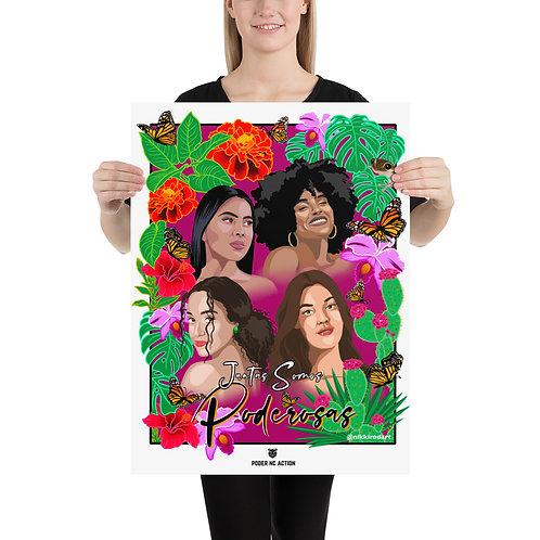 Juntas Somos Poderosas - Print (two sizes)