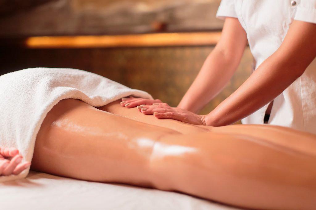Massage bien-être 50 min