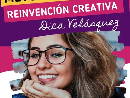 ¿Cómo reiventarte creativamente?
