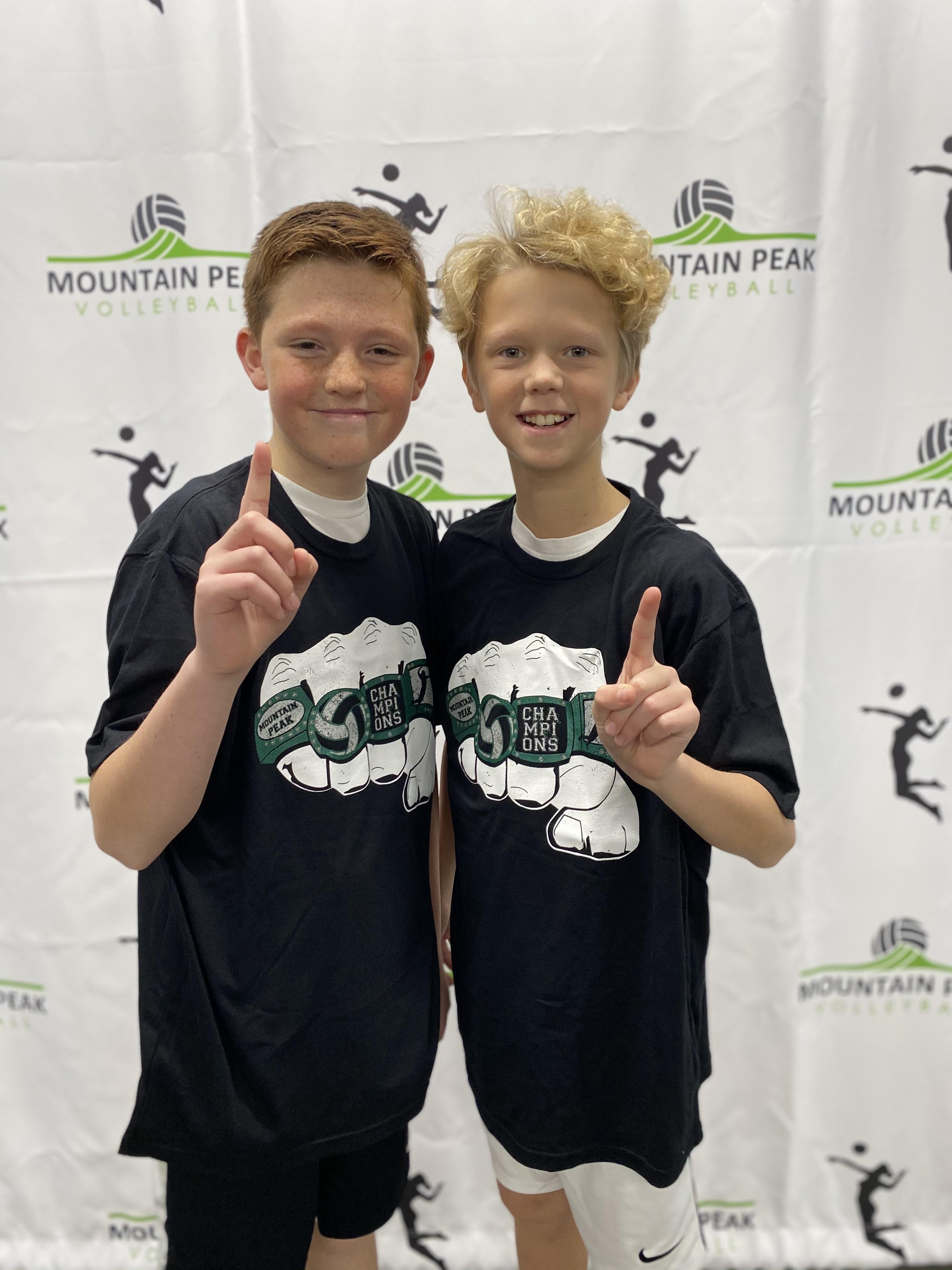 Keaton & Hayden