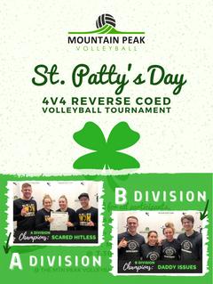 St Patty's Day