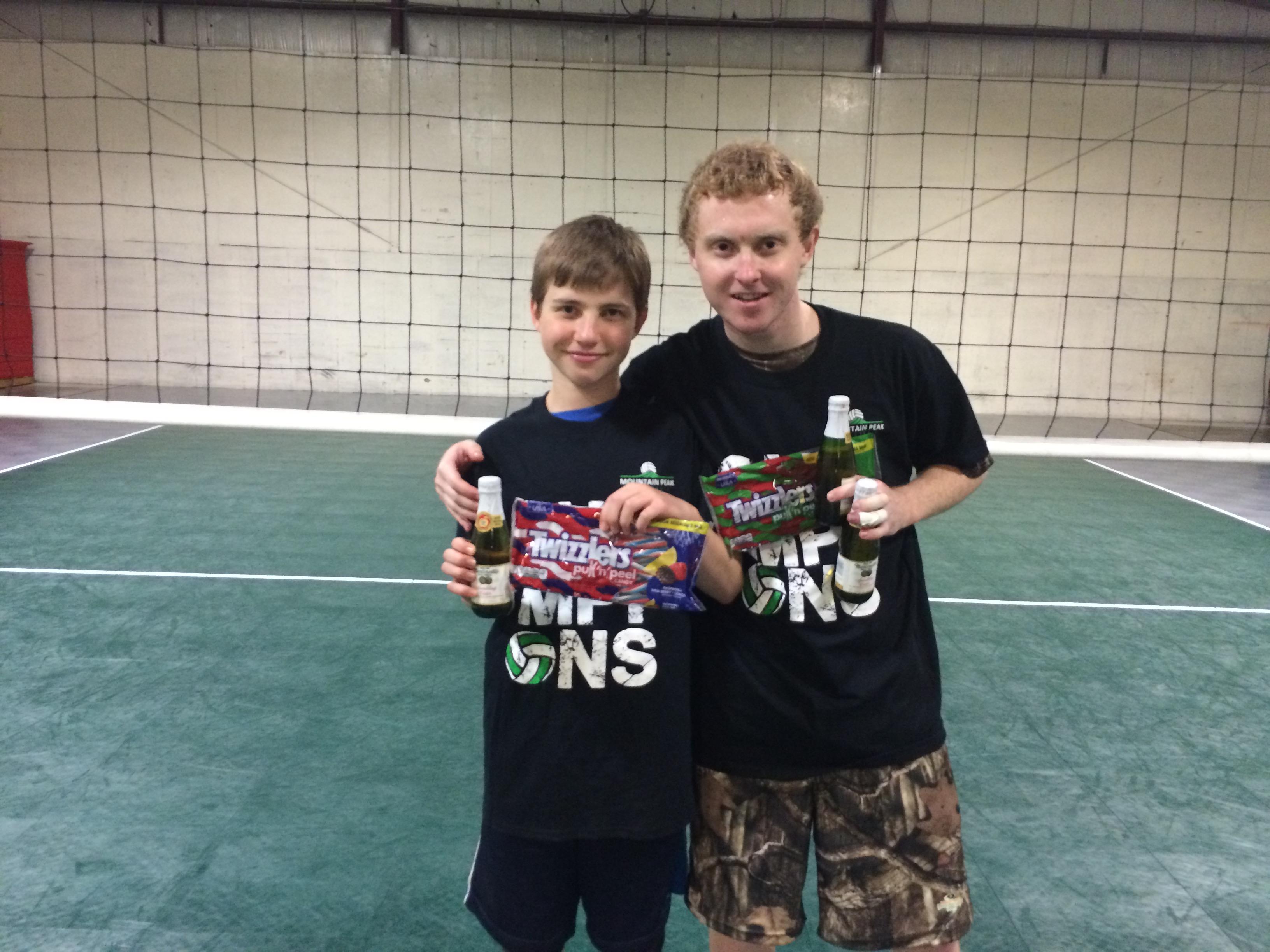 Nathan & Ethan