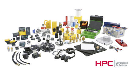HPC Genuine Spares & Service Items (15cm