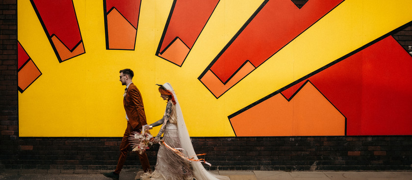 Getting hitched? Here are 8 alternative wedding ideas you could bring to your day!