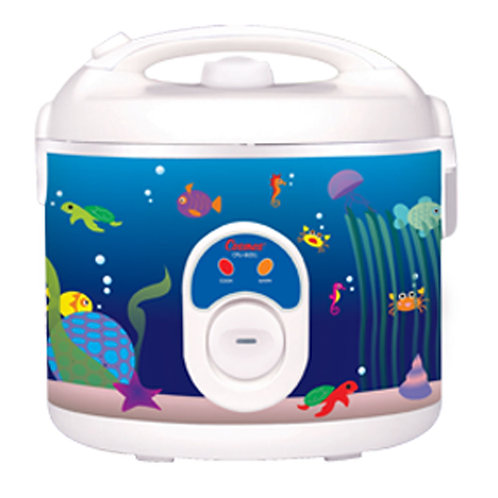 Rice Cooker Cosmos CRJ 6031 TS (FISH)