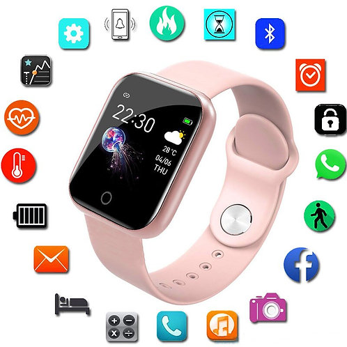 Smart Watch Women Men Smartwatch for Android AND IOS