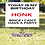 Thumbnail: Personalized  Yard Sign
