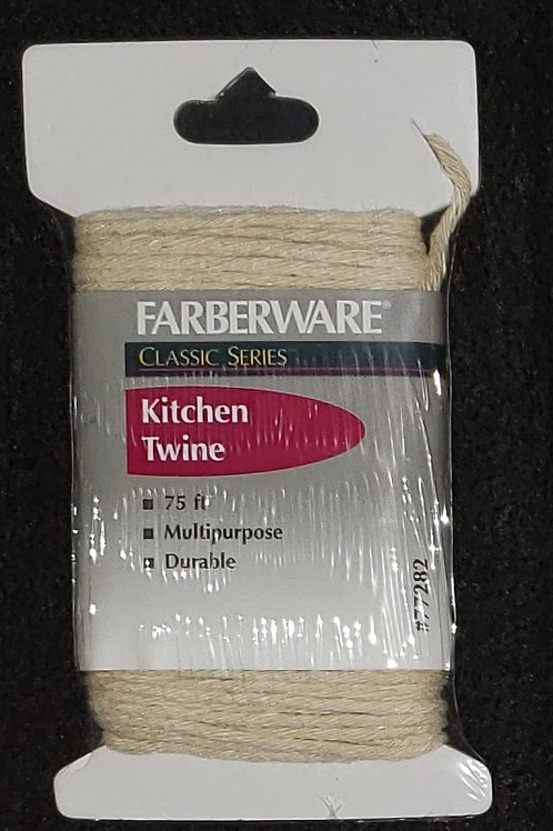 Farberware Kitchen Twine, 75 ft