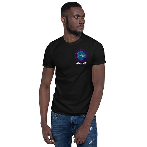 Blitzey Short-Sleeve Unisex T-Shirt