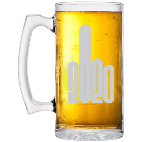 2020 Large Mug Engraved