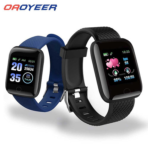 Smart Watches Plus Heart Rate Smart Watch Waterproof Watch Android