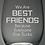 Thumbnail: Best Friends... Stemmed Wine Glasses