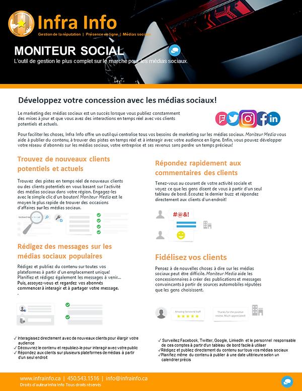 MONITEUR SOCIAL- Infra Info - Mirabel.pn