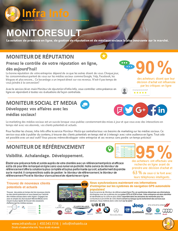 MONITEURESULTS - Infra Info - Mirabel.pn