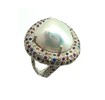 The Amelina Ring
