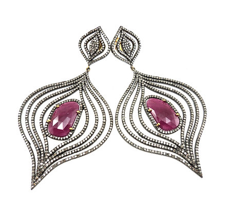 The Marcelline Earrings