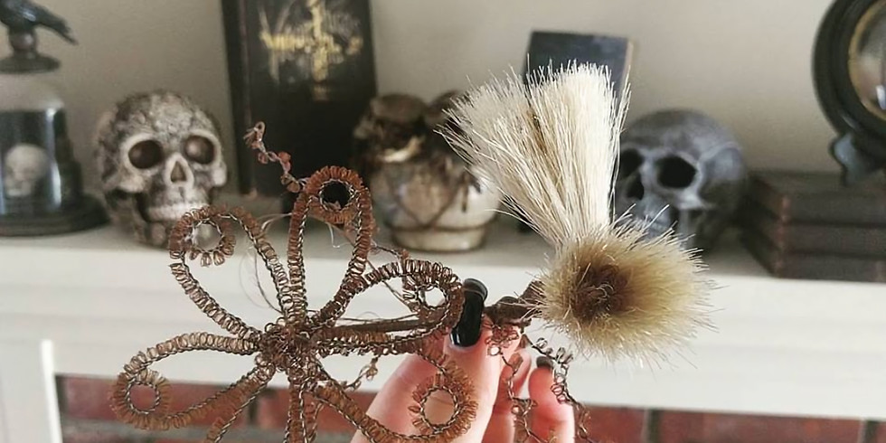 Victorian Hair Art Introductory Course